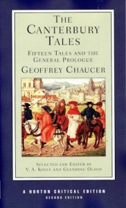 The Canterbury Tales: Fifteen Tales and the General Prologue (Norton Critical Editions)