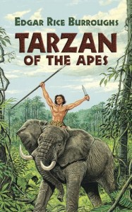 Tarzan of the Apes (Dover Thrift)