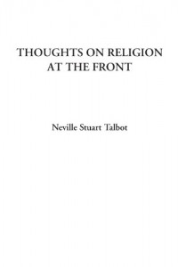 Thoughts on Religion at the Front