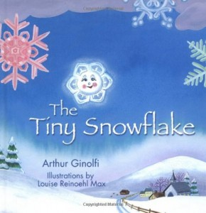 Tiny Snowflake Picture Book