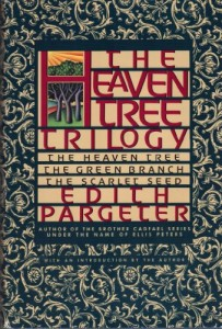 The Heaven Tree Trilogy (The Heaven Tree / The Green Branch / The Scarlet Seed)