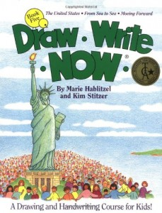 Draw Write Now, Book 5: The United States, from Sea to Sea, Moving Forward (Draw-Write-Now)