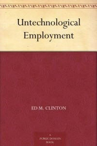 Untechnological Employment