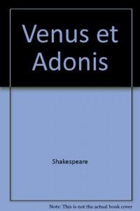 Broché – Vénus et adonis