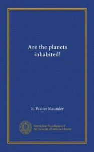 Are the planets inhabited!