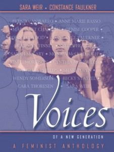 Voices Of A New Generation: A Feminist Anthology- (Value Pack w/MySearchLab)