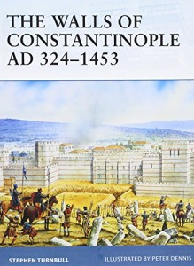 The Walls of Constantinople AD 324-1453 (Fortress)