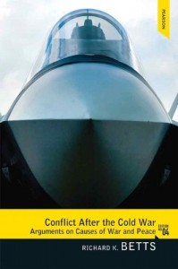 Conflict After the Cold War: Arguments on Causes of War and Peace (4th Edition)