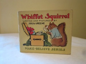 Whiffet Squirrel