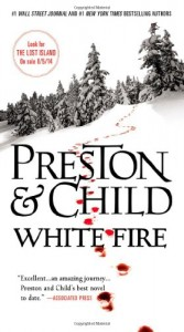 White Fire (Agent Pendergast series)