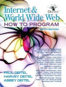 Internet and World Wide Web How To Program (5th Edition)