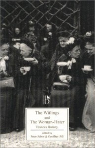 The Witlings and The Woman-Hater (Broadview Literary Texts)