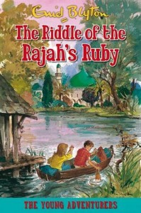 The Riddle of the Rajah's Ruby (Young Adventurers)
