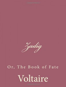 Zadig: Or, The Book of Fate