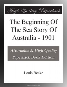 The Beginning Of The Sea Story Of Australia – 1901