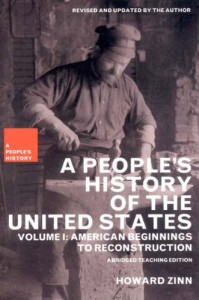 A People's History of the United States: American Beginnings to Reconstruction (New Press People's History)