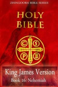 Holy Bible, King James Version, Book 16 Nehemiah
