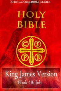 Holy Bible, King James Version, Book 18 Job