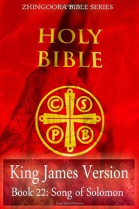Holy Bible, King James Version, Book 22 Song of Solomon