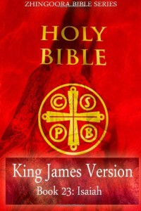 Holy Bible, King James Version, Book 23 Isaiah