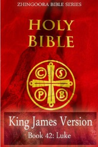 Holy Bible, King James Version, Book 42 Luke