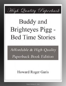 Buddy and Brighteyes Pigg – Bed Time Stories
