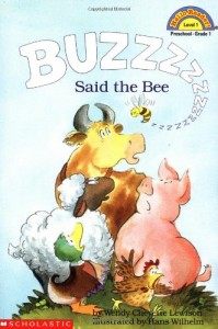 Buzz Said the Bee, Grade 1 (Hello Reader)