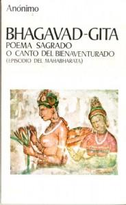 BHAGAVAD-GITA Poema Sagrado o canto del bienaventurado (Episodio del Mahabharata) (Biblioteca Edaf de bolsillo)
