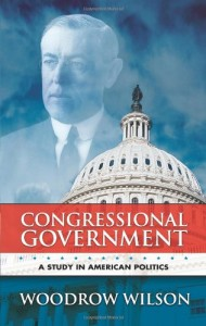 Congressional Government: A Study in American Politics (Dover Books on History, Political and Social Science)