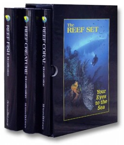The Reef Set: Reef Fish, Reef Creature and Reef Coral (3 Volumes)