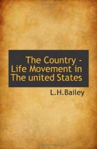 The Country – Life Movement in The united States